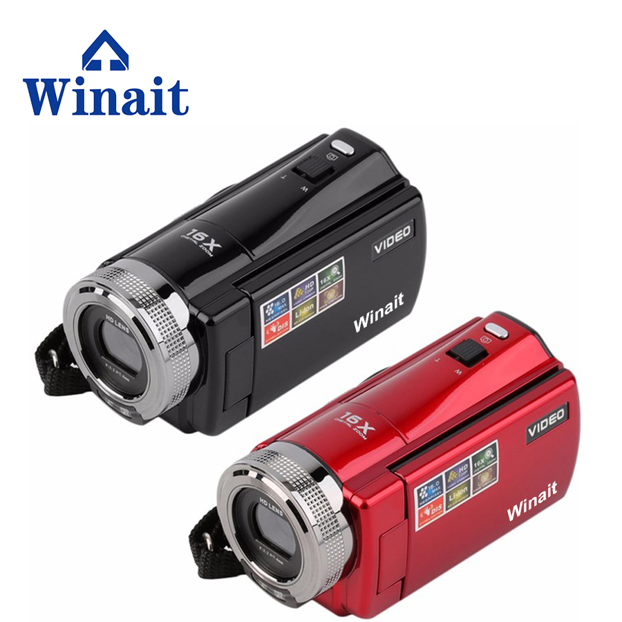 Winait New Arrival HD Max 16Mp with LCD Screen Camcorders Digital Video Camers Flash Cameras ...