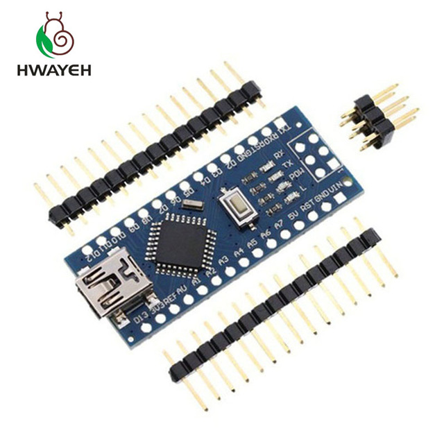 MINI USB Nano V3.0 ATmega328P CH340G 5V 16M Micro-controller board  for arduino NANO 328P NANO 3.0