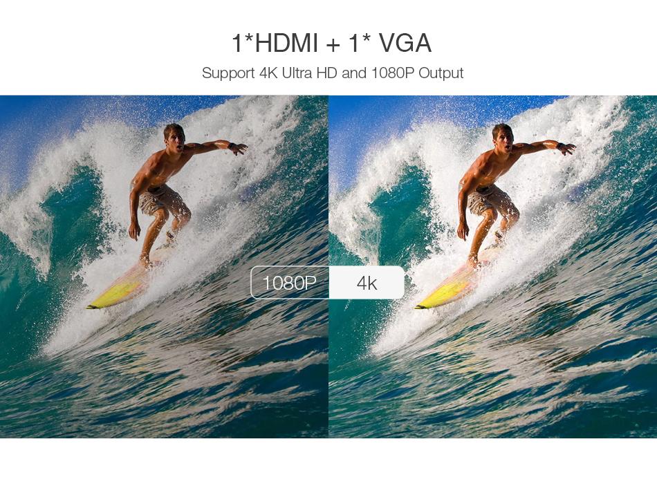 520 ويندوز 6500U HTPC 7