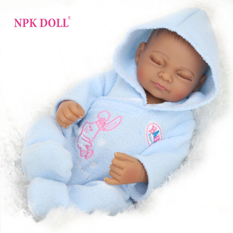 Aliexpress Com Buy African American Baby Doll Black Boy
