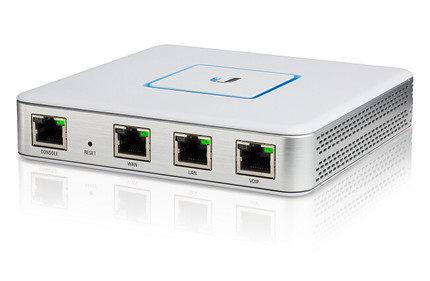 Ubiquiti EdgeRouter X Ubiquiti ER-X Advanced Gigabit Ethernet Routers ER-X  256MB Storage 5 Gigabit RJ45 ports