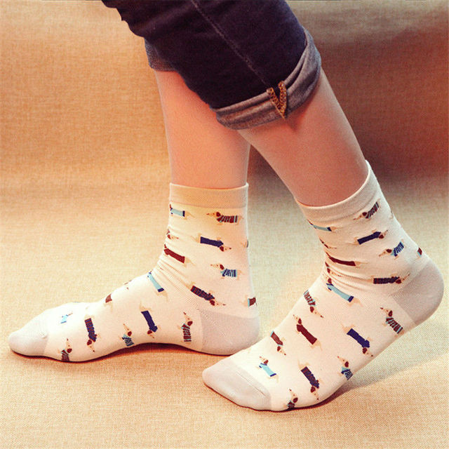 Dachshund Women's Socks