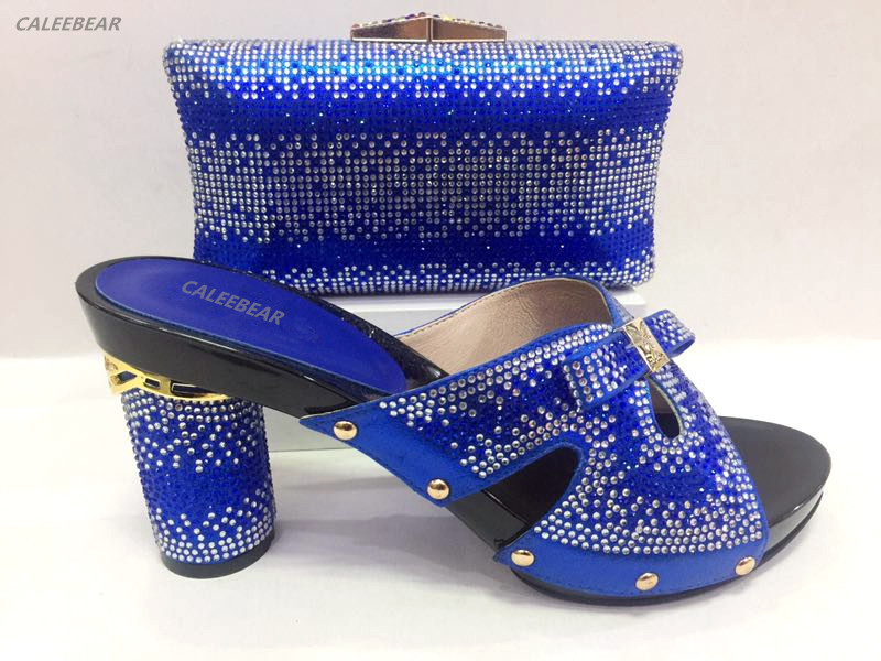 À Avec Picture Italienne Assorti Picture Nouveau Haute Design Africaine Femmes Ensemble as Chaussures As Sac Pour Noir Correspondant Chaussure Qualité Strass Dame De La Et wE7qx66SR