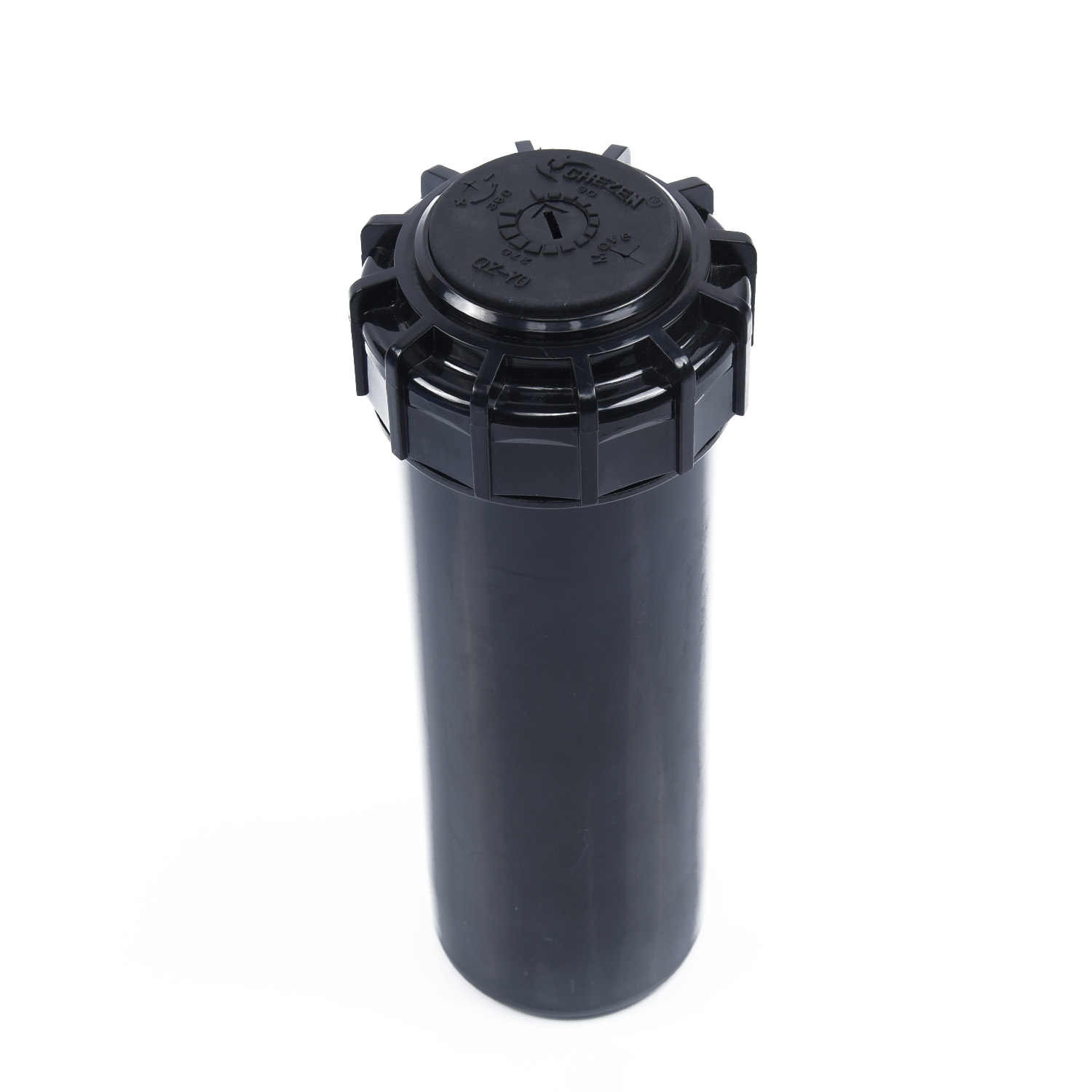 "Sprinkler Black Underground Lawn 40-360 Degree Water Garden Nozzle Greenhouse Automatic 3/4 inch 3/4"" Watering"