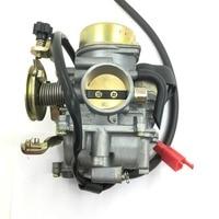SherryBerg Carburetor Carb 250c Scooter Moped Motor 30mm YP250 For Yamaha Majesty 250 CVK30 cvk 30 replace keihin