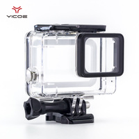 GOPRO 5 Underwater Waterproof 30M Diving Protective Housing Case Cover For GoPro Hero 5 Camera ACCESSORIES