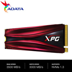 ADATA SSD M2 XPG S11 Pro GAMMIX PCIe Gen 3x4 M.2 2280 Solid State Drive for Laptop Desktop Internal Hard Drive 256G 512G M.2 SSD