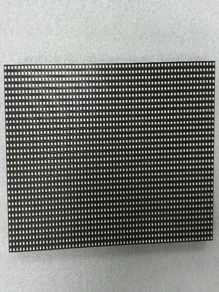 320*160mm 64*32 Píxeles 1/16 Escanear Interior SMD3528 3in1 RGB A Todo Color P5 Módulo LED Para Pantalla LED Interior