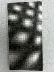320*160mm 64*32pixels 1/16 Scan Indoor SMD3528 3in1 RGB full color P5 LED module for indoor LED display screen