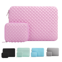 Mosiso Women Men Water Proof Laptop Sleeve Case For Macbook Pro Air 13 ACER DELL HP