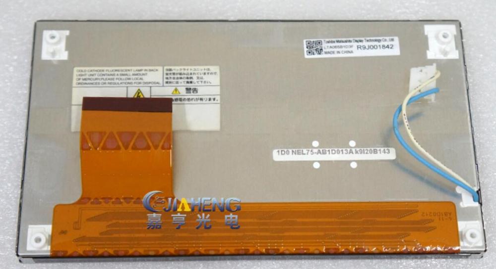 6.5 pouces écran Mobile LTA065B1D3F LT065CA45100 moniteur de module LCD pour Hyundai voiture audio radio sons systèmes livraison gratuite