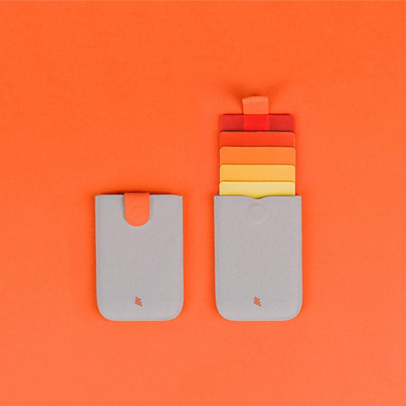 Mini Wallet Card-Holder Bisi Goro Student Tarjetero Creative Fashion Gift Casual Slim