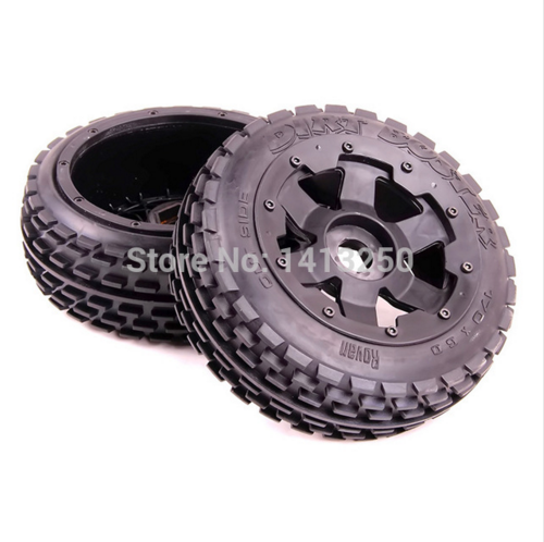 front off-road wheel set For 1/5 HPI Baja 5B 5T alloy front hub carrier for 1 5 hpi baja 5b 5t 5sc