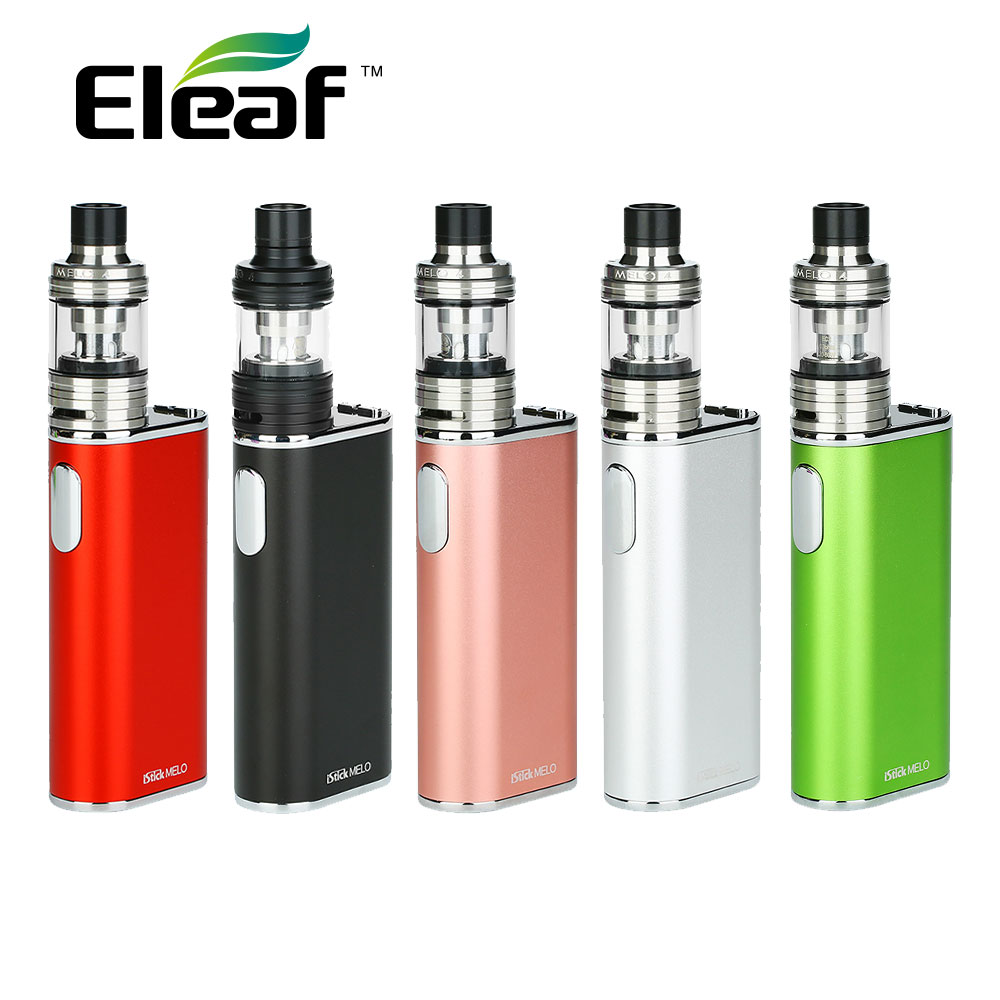 Electronic Cigarette Eleaf IStick Melo TC Kit with Melo 4 Tank Atomizer 2ml capacity & 60W IStick Melo TC 4400mAh Battery e-cig сменная панель для eleaf istick 100w tc черная