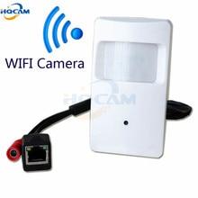 HQCAM 960P mini ip camera wifi ONVIF 2.0 Pir Camera Covert PIR IP Camera 3.7mm Lens Mobile Phone P2P home Wireless Security Cam