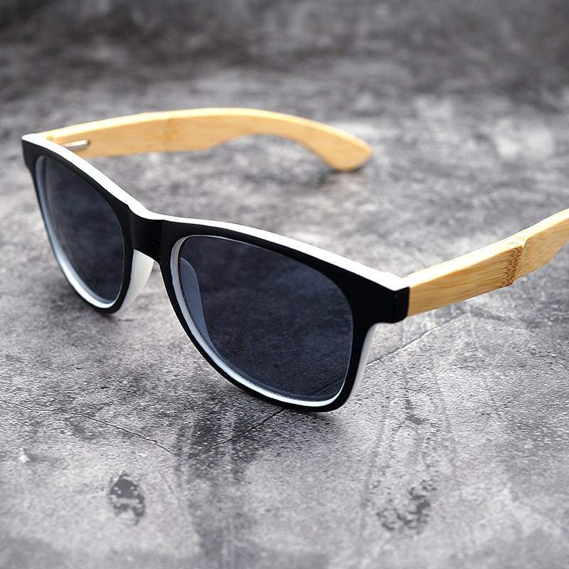 OIKE Marca Designer Homem Retro Óculos De Sol De Bambu Polarizada Raios  Polarizados Óculos de Condução Óculos De Sol de Madeira Do Vintage Oculos  de sol ... 459c0afaa8