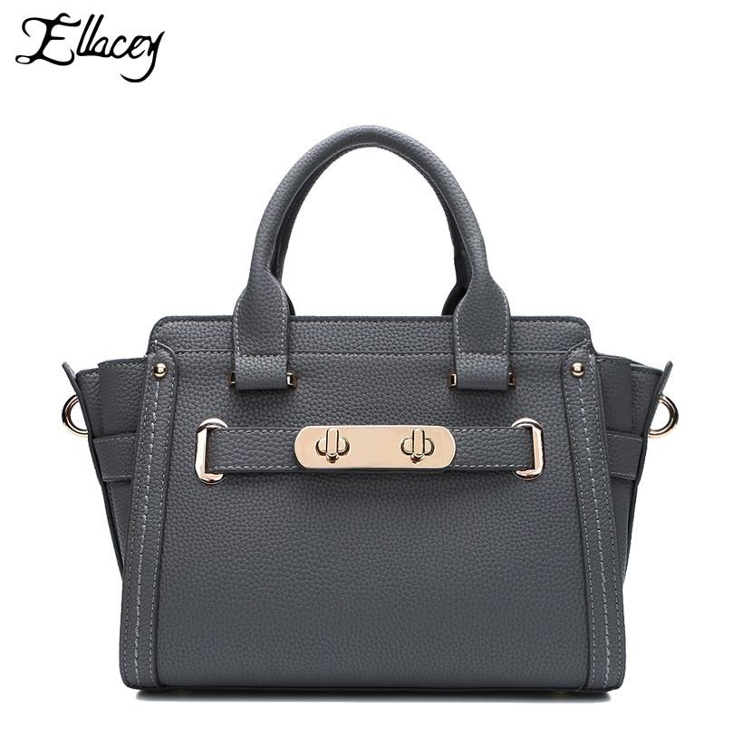 New 2017 Brand Fashion Cow Split Leather Luxury Handbags Vintage Trapeze Platinum Women Bags Designer Leather Shoulder Bags