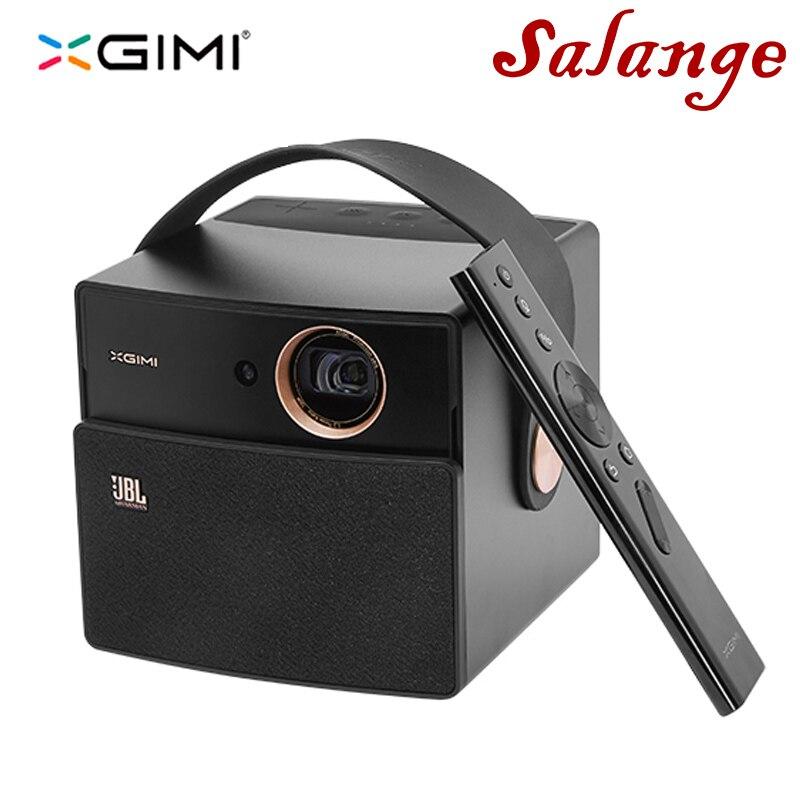 XGIMI CC Aurora Vidéoprojecteur portable Android Home Cinéma Avec Support De Batterie Bluetooth Wifi 3D Full HD 1080 p Vidéo beamer