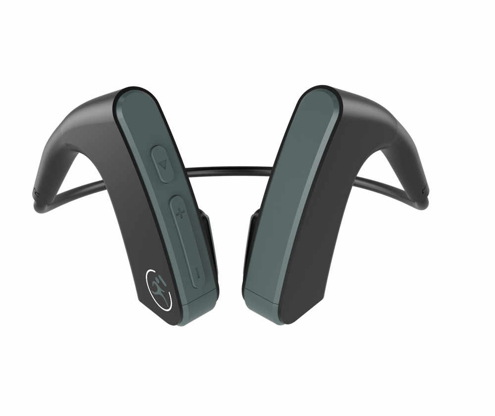 b87c9a82a88 Hot sale Bone Conduction Wireless Bluetooth Headphones With Box PK AfterShokz  Trekz Air