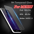 9H Tempered Glass Film for MEIZU M3S MX4 PRO MX6 MX5 MX6 PRO NOTE 2 3 Anti Explosion Ultra thin Screen Protector Glass Film