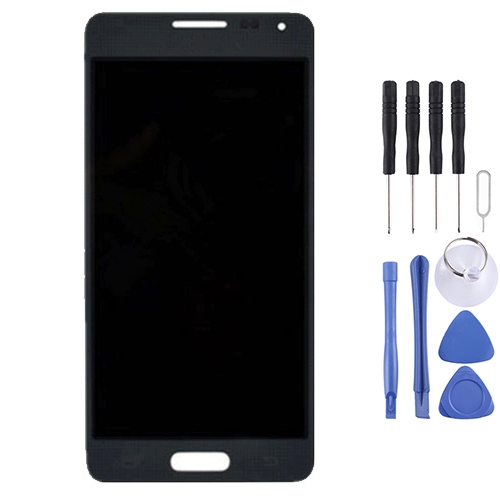 Original <font><b>LCD</b></font> Display + Touch Panel <font><b>for</b></font> <font><b>Galaxy</b></font> <font><b>Alpha</b></font> / <font><b>G850</b></font> / G850A, G850F, G850T, G850M, G850FQ, G850Y(Black) image