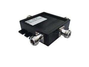 Image 3 - 700 MHz ~ 2700 MHz 3 Way Power Splitter N female connector 3 way splitter voor sluit mobiele signaal repeater en antenne kabel @ 8.8
