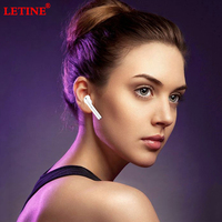 F11 Smart TWS Binaural Earbuds Bluetooth 5.0 Wireless Air pods Stereo Sport Earphone With Charger Box Pairing Automatically