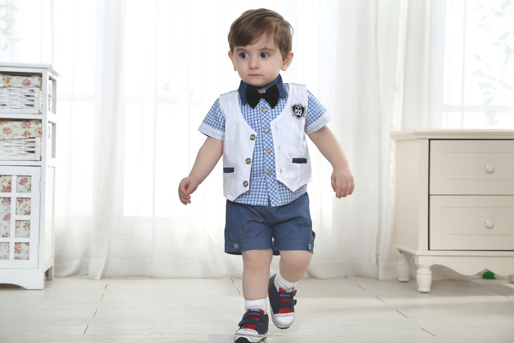 Aliexpress.com : Buy Children Child Set Wedding Brands Baby Boy ...