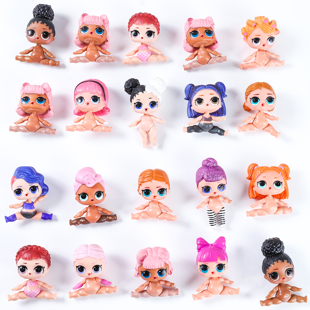 1pcs High Quality Original For Lols Serie Boy Doll TOY Baby Dolls Action Figure Toys Kids Gift Toys For Girls