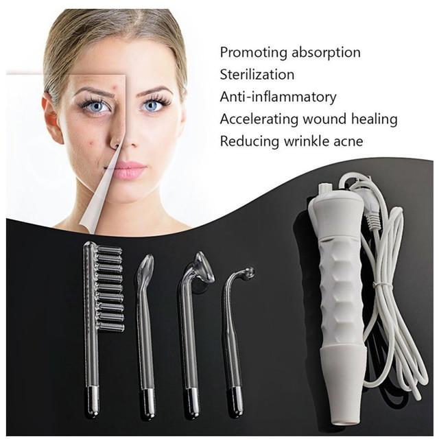 Outil professionnel à haute fréquence de soin de dispositif infrarouge portatif de décapant de tache de peau de Machine de Relaxation de Massage de station thermale de cheveux