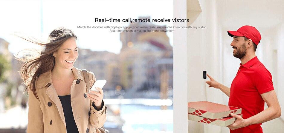 Audio Wireless Doorbell 2