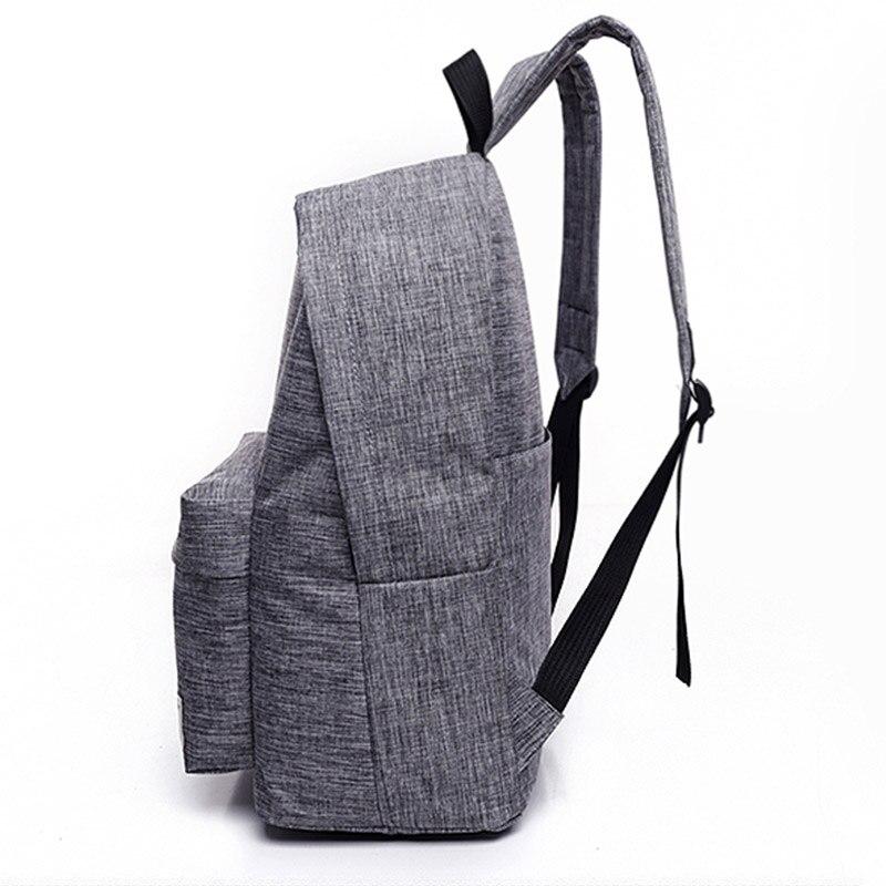 sacolas de escola para adolescentes Técnica : Gravando