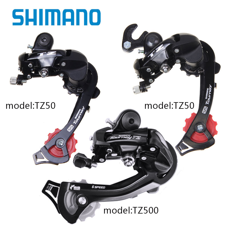 shimano tourney tz50mountain bike rear derailleur mtb. Black Bedroom Furniture Sets. Home Design Ideas