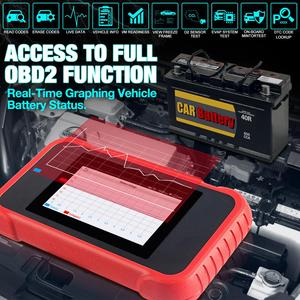 Image 4 - LAUNCH X431 CRP123E OBD2 ENG ABS Airbag SRS AT Auto Diagnostic Tool OBDII Code Reader Scanner free update pk CRP123X  CRP123