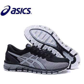 Nueva llegada Original Asics Gel Quantum 360 zapatos de hombre transpirables zapatillas deportivas zapatos de tenis al aire libre Hongniu