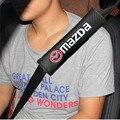 Cinturón de seguridad del coche ajuste engrosamiento segura ajustar dispositivo para Mazda2 Mazda3 Mazda6 Mazda5 Mazda rx8