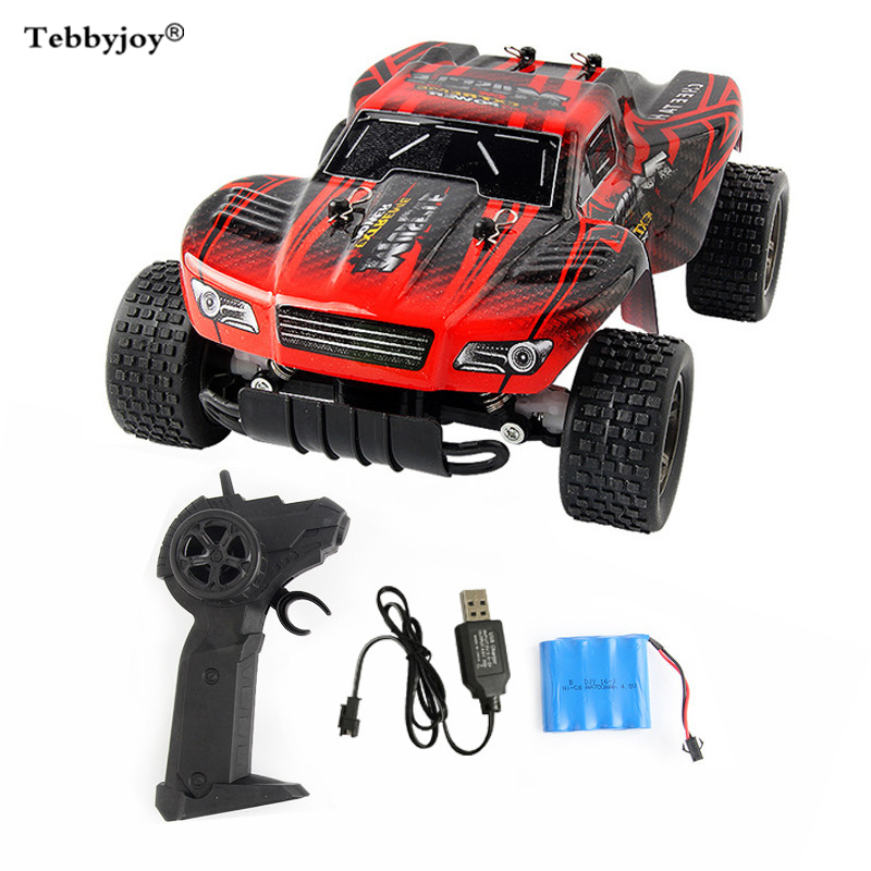RC Cars Machines Electric Toys On The Remote Control Radio Control cops Cars Electric Toys drift race For Boy Children Kids Gift