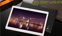 10 Inch 4G LTE Tablet PC Octa Core Dual Sim Dual Standby Phone 1920 1200 HD