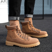 Military Army Cool Boots Breathable Leather Mesh High Top Casual Desert Work Shoes Men Spring Swat Ankle Combat Boots все цены