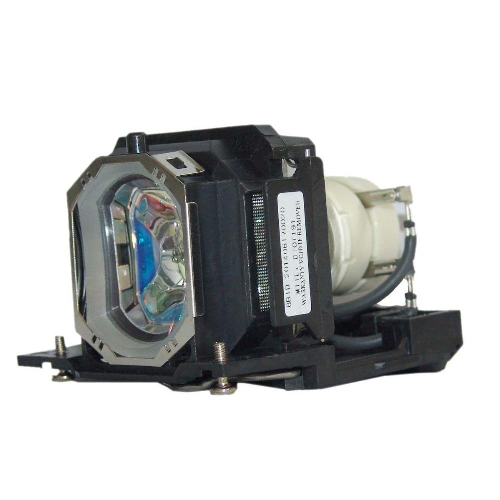 Projector Lamp Bulb DT01191 for HITACHI CP-WX12/WX12WN/X11WN/X2021/X2521/X2521WN/X3021WN/HCP-U25S/U26W/U27N/U32N With Housing инверторный генератор hitachi e10 u