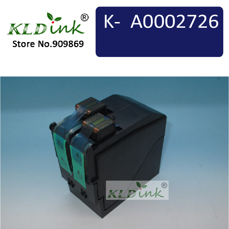 ФОТО A0002726 Compatible Blue Ink Cartridge for Neopost IS330 / IS350 Franking machines