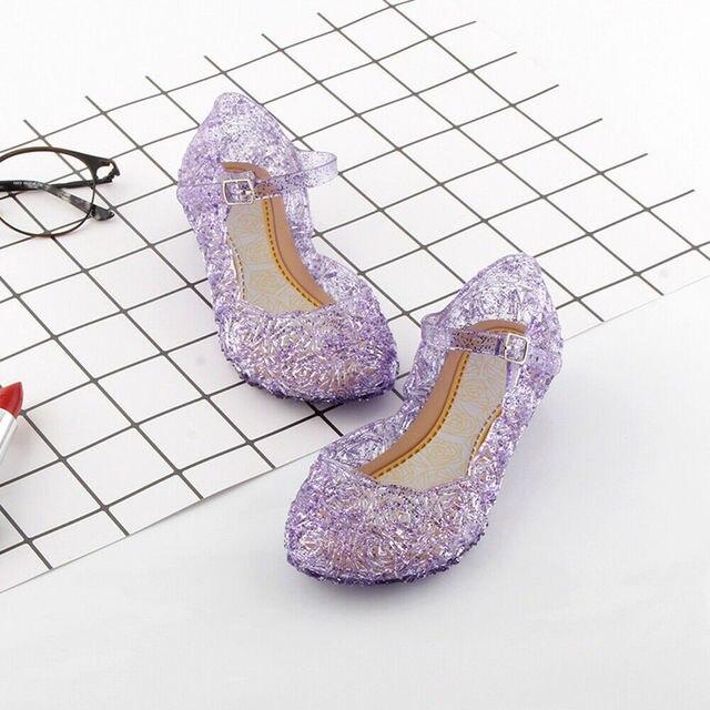 Girls Dress Slippers 6