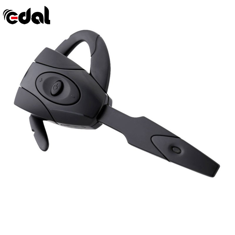 Portable Stereo In-ear Wireless Bluetooth Game Black Headset Headphones Earphone Handsfree With Mic For PS3 Smartphone Tablet