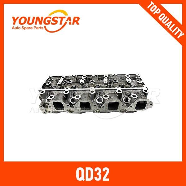Головки цилиндров qd32 11039-vh002 дизель 8 В 4cyl для Nissan/forklifter Запчасти qd32