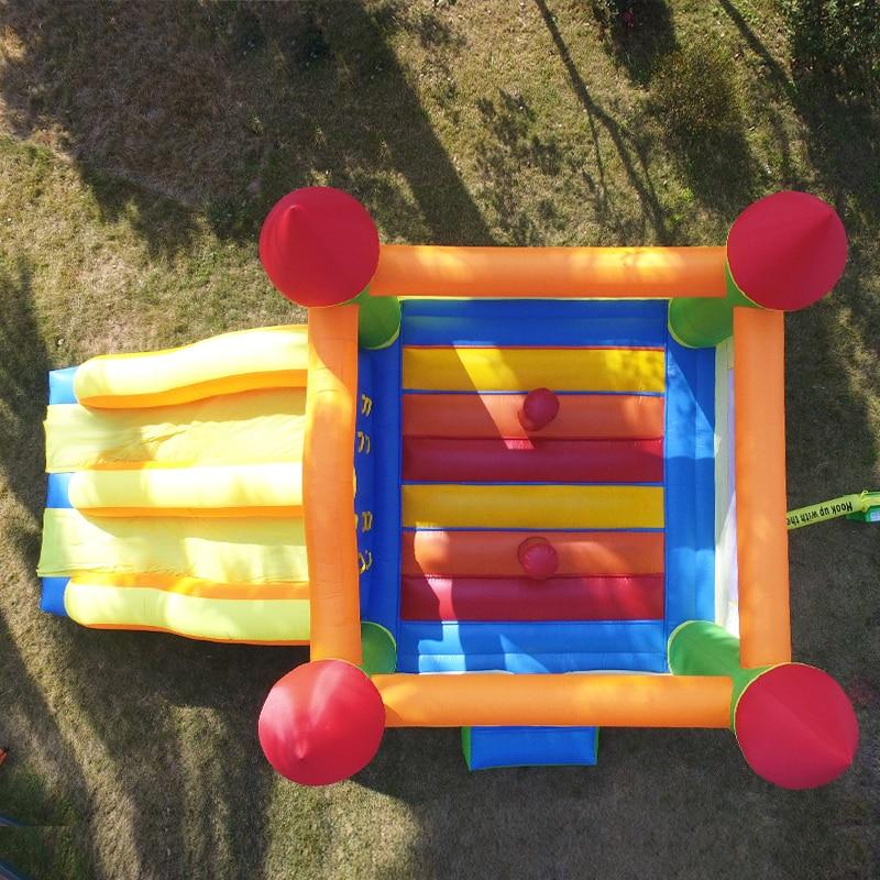 YARD óriás felfújható Bounce House 6.5x4.5x3.8M nagy méretű - Szórakoztató és szabadtéri sportok - Fénykép 3