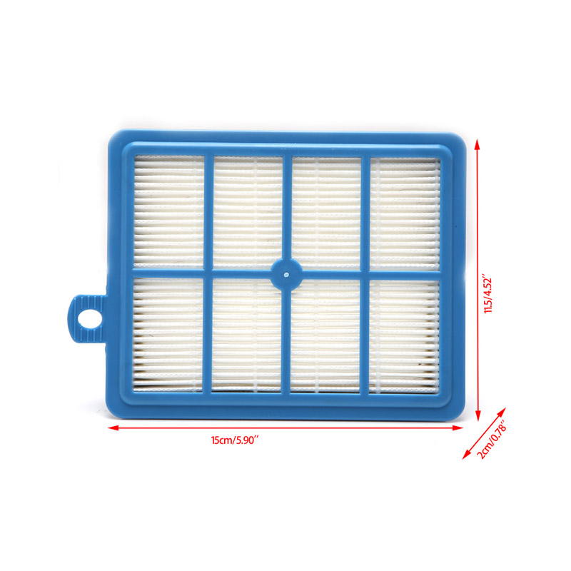 Replacement Filter Vacuum Cleaner HEPA Filter For Philips FC9083 FC9087 FC9088 Mar28