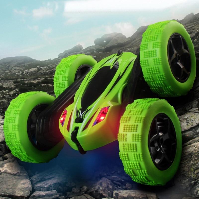 Kopen Goedkoop 1 28 2 4g Rc Stunt Auto Speelgoed Afstandsbediening