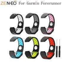 лучшая цена Wristband Strap for Garmin Forerunner 220/230/235/630/620/735XT Smart Watch Replacement Watchband Smart Accessories Band 735XT