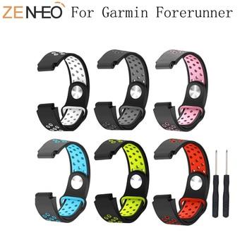 Wristband Strap for Garmin Forerunner 220/230/235/630/620/735XT Smart Watch Replacement Watchband Smart Accessories Band 735XT garmin forerunner 735xt hrm run blue