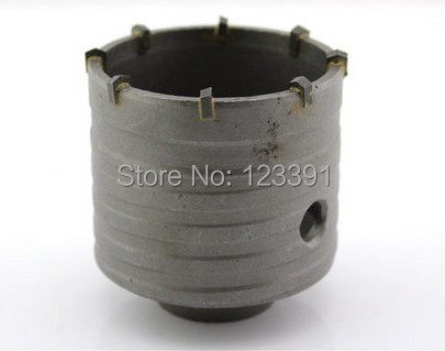Free shipping of professional 90*72*M22 carbide tipped wall hole saw for air condtiional holes opening on brick concrete wall 60mm tungsten carbide tipped stainless